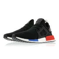 送料無料 Men's メンズ 店舗限定 Adidas NMD_XR1 PRIMEKNIT Core Black/Core Black/Footwear White BY1909 アディダス...