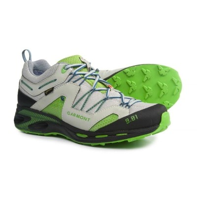 ガルモント メンズ ハイキング・登山 シューズ・靴【9.81 Trail Pro III Gore-Tex Trail Running Shoes - Waterproof】Light Grey...
