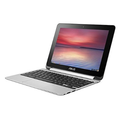 ASUS Chromebook Flip ノートパソコン C100PA/Chrome OS/10.1型/Quad-Core RK3288C/4G/eMMC 16GB/タッチ/C100PA-FS0002