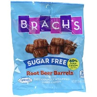 Brach's Root Beer Barrels, Sugar Free, 3.5 Ounce (Pack of 12) by Brach's