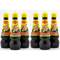 Maggi Savor Chilimansi Liquid Seasoning 130ml Pack of 6 by Maggi [並行輸入品]