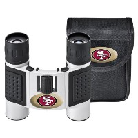 NFL San Francisco 49ers High Poweredコンパクト双眼鏡
