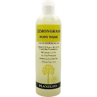 Plantlife, Body Wash, LemonGrass, 14 fl oz (420 ml) (Discontinued Item)