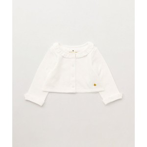 kate spade new york childrenswear/kate spade new york childrenswear  ミニラッフルカーディガン(8581510) オフホワイト ...