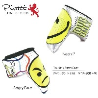 ●Piretti/ピレッティTour Only Putter Coverツアーオンリー パターカバー