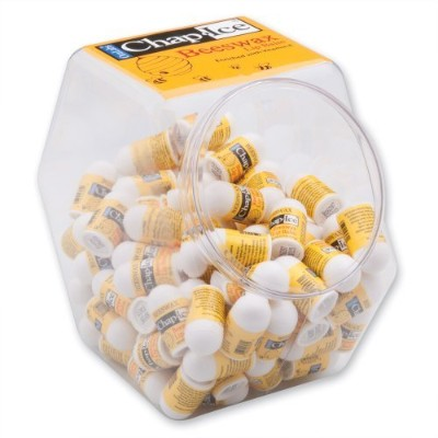 Beeswax Lip Balm - 120 per Pack by SmileMakers