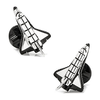 3d Space Shuttle Cufflinks