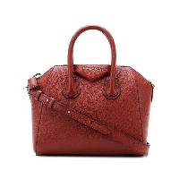Givenchy mini Antigona bag - ブラウン