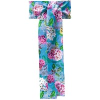 Peter Taylor floral print scarf - マルチカラー