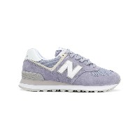 New Balance 574 sneakers - ピンク&パープル