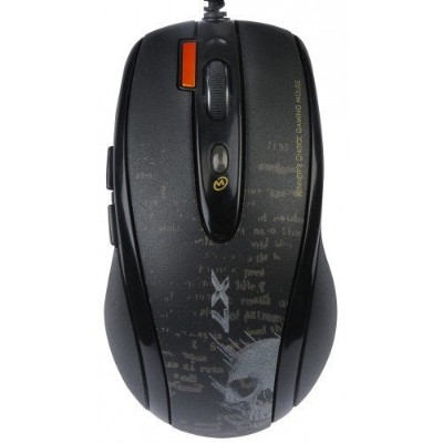 A4tech X7 F5 V-Laser Wired USB Gaming Mouse Mice [並行輸入品]
