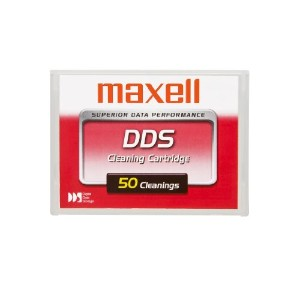 Maxell DDSクリーニングキットfor 4mm DATドライブ( 1パック