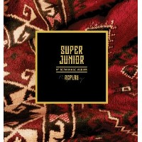 [書留発送] super junior 8th album repackage [REPLAY] 通常版/sj/スーパージュニア/sm