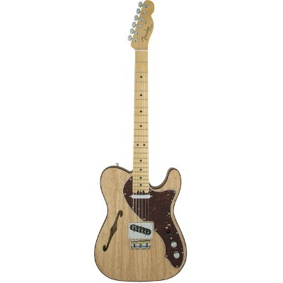 Fender USA(フェンダー)American Elite Telecaster Thinline Natural