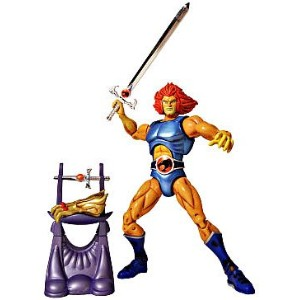 ☆春の特別企画☆エントリーで当店全品ポイント5倍!【ThunderCats Collector 8 inch Action Figure LionO】 41BET8JE25L b00va4re9a