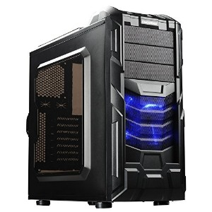 PC-TECH ハイスペック ゲーミングデスクトップパソコン Core i7 7700K 4.20Ghz/DDR4 16GB/SSD 240GB/HDD 2TB/Nvidia GeForce GTX...