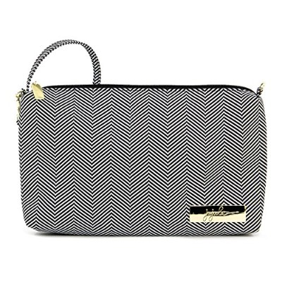 ju-ju-be Be Quick Wristlet Purseバッグ One Size ブラック 13AA01L-TQN-NO SIZE