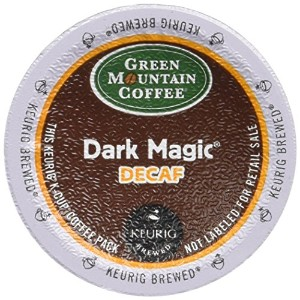 Green Mountain Dark Magic DECAF 96 K-Cups by Green Mountain Coffee