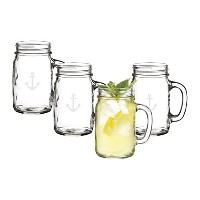16オンスアンカーOld Fashioned Drinking Jar