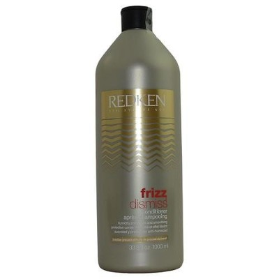 by Redken FRIZZ DISMISS CONDITIONER 33.8 OZ by REDKEN