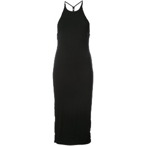 T By Alexander Wang T-strap dress - ブラック