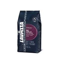 Lavazza Italian Grand Espresso Whole Beans (2.2 lb bag) by Aroma Cafe Culture
