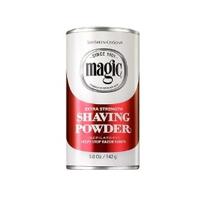 Magic Shave 142 g Extra Strength Shaving Powder by Magic Shave