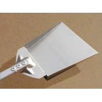Ash Shovel - Galvanized Steel with Aluminum Handle by Gi.Metal