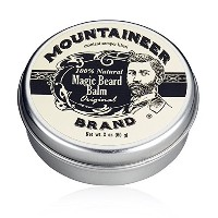 Magic Beard Balm by Mountaineer Brand: All Natural Beard Conditioning Balm (Original) by Mountaineer...