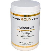 California Gold Nutrition, Concentrated Colostrum, 7.05 oz (200 g)