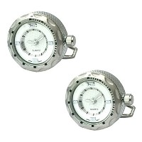 Working Functional Luxury Sport Watch Cufflinks
