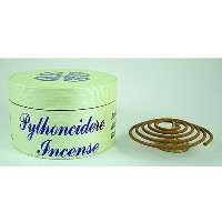 Pythoncidere Incense–24Pieces 4-hourコイル–100% Natural–d004s