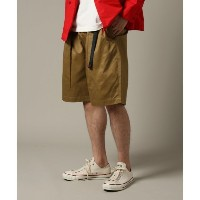 KAPTAIN SUNSHINE×Gramicci for JS Wide two pleats short【ジャーナルスタンダード/JOURNAL STANDARD メンズ その他(パンツ)...