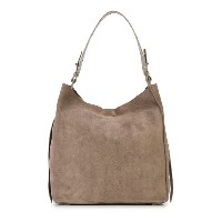All Saints Billie North South tote - ブラウン