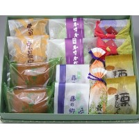 【Amazon限定商品】和菓子詰合せ(14個入)