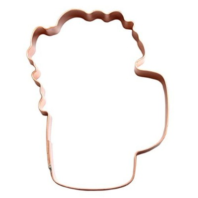 (small) - Frosty Beer Mug Cookie Cutter by The Fussy Pup (small)