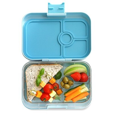YUMBOX Panino(Liberty Blue) Leakproof Bento Lunch Box Container for Kids & Adults