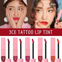 [3CE] タトゥーリップティント TATTOO LIP TINT #LUZTIC #COOLEST #COMA #CANDY JELL #YAY OR NAY