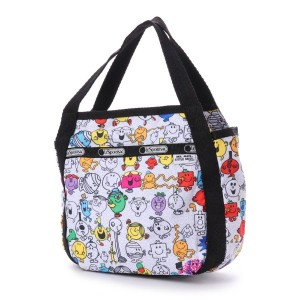 【SALE 29%OFF】レスポートサック LeSportsac SMALL JENNI (MR. MEN AND LITTLE MISS) レディース