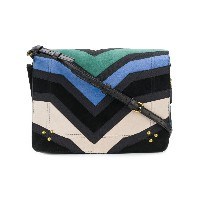 Jérôme Dreyfuss zigzag shoulder bag - マルチカラー