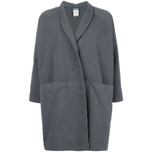 Kristensen Du Nord oversized double-breasted coat - グレー