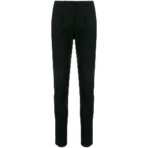 Rundholz Black Label high-waisted trousers - ブラック