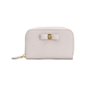 Salvatore Ferragamo Vara coin purse - ニュートラル