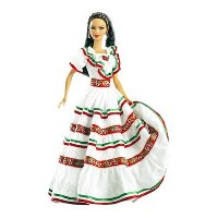 Festivals of the World シンコ・デ・マヨ バービー フィギュア Cinco De Mayo Barbie Doll