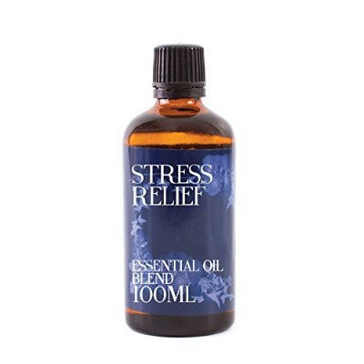 Mystic Moments | Stress Relief Essential Oil Blend - 100ml - 100% Pure