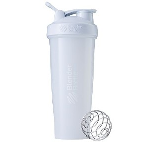 BlenderBottle Classic Shaker Bottle 32-Ounce Loop Top ホワイト 500500