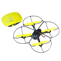 owill Mini 2.4 GHz 6軸リモートコントロールMotionジェスチャControlling Drone高度保持RCクアッドコプター One Size ブラック OW110318BK