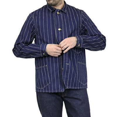 FREEWHEELERS フリーホイーラーズ SILVER HAMMER WORK JACKET LATE 1890s STYLE WORK CLOTHING UNION SPECIAL...