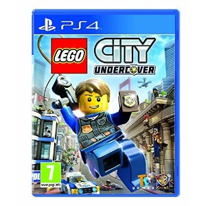LEGO City Undercover (PS4) (輸入版)