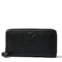 トリーバーチ 長財布 Thea Multi Gusset Zip Continental Wallet(Black) TORY BURCH【並行輸入品】